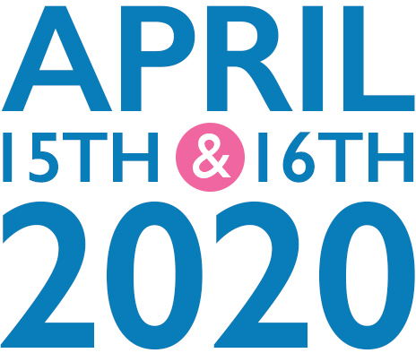 April 24th & 25th 2018- Save the Date